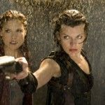 Resident Evil Afterlife mit Mila Jovovich