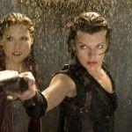 Resident Evil Afterlife mit Mila Jovovich