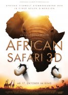 African Safari 3D -