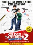 Gregs Tagebuch 2: Gibt's Probleme? -