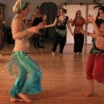 Die mit dem Bauch tanzen Kinofilm Trailer