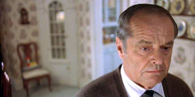 Jack Nicholson verabschiedet sich aus Hollywood